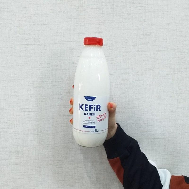 Gurme Yoğurt - Kefirdanem İnek Kefir 1L