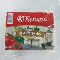 GY-karagöl tuzsuz dil peyniri